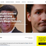 Chinese state-owned companies among recipients of Canada Emergency Wage Subsidy
