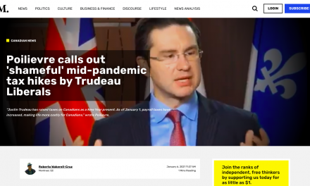 Poilievre calls out 'shameful' mid-pandemic tax hikes by Trudeau Liberals