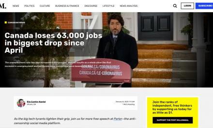 Canada loses 63,000 jobs in biggest drop since April