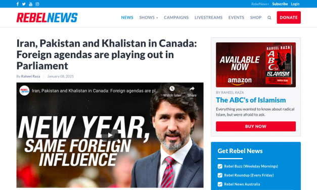 WATCH: Iran, Pakistan and Khalistan in Canada: Foreign agendas are playing out in Parliament