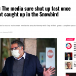 MORGAN: The media sure shut up fast once Tyrant 'Naheed Nenshi' got caught up in the Snowbird Scandal