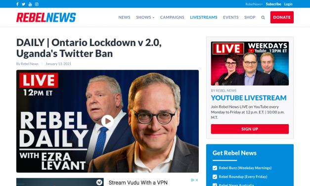 WATCH: DAILY | Ontario Lockdown v 2.0, Uganda's Twitter Ban