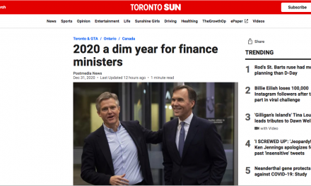 2020 a dim year for finance ministers