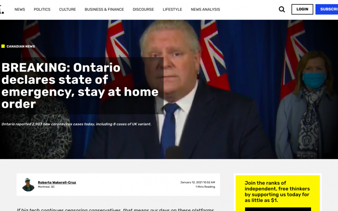 KING FORD declares state of emergency, stay at home order